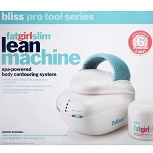 NIB Bliss Fatgirlslim Lean Machine